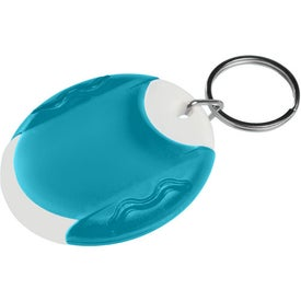 Pill Dispenser Keytag for Your Company