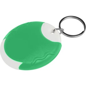 Pill Dispenser Keytag with Your Logo