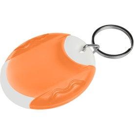 Promotional Pill Dispenser Keytag