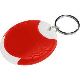 Custom Pill Dispenser Keytag