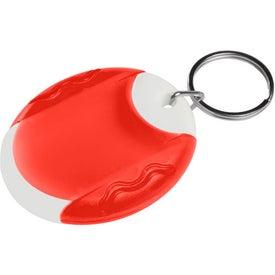 Pill Dispenser Keytag for Your Organization