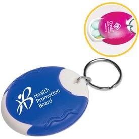 Pill Dispenser Keytag