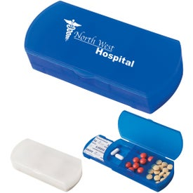 Pill Box / Bandage Dispenser