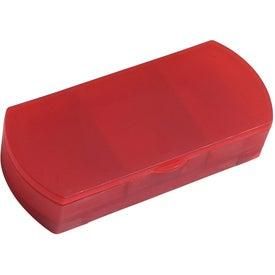 Custom Pill Box / Bandage Dispenser