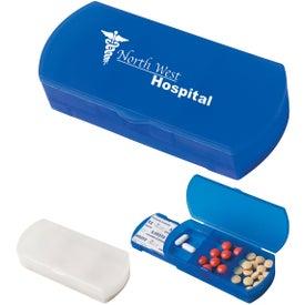 Pill Box / Bandage Dispenser