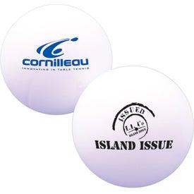 Logo Ping Pong Balls