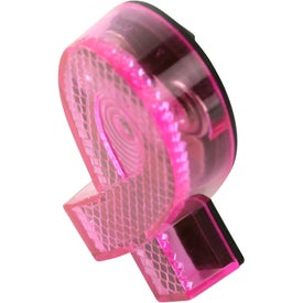 Pink Ribbon Strobe for Your Church