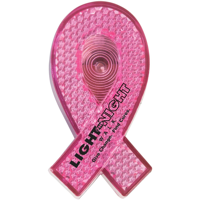 Pink Ribbon Strobe
