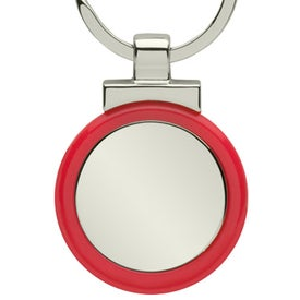 Pista II Keyring for Advertising