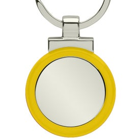 Pista II Keyring Printed with Your Logo