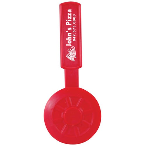 Red Pizza Cutter