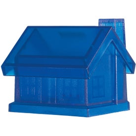 Plastic House Shape Banks