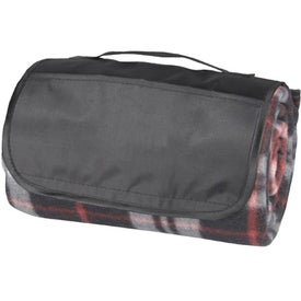 Plaid Picnic Blanket for your School