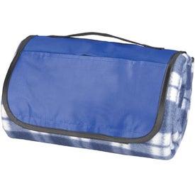 Company Plaid Picnic Blanket