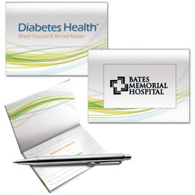 Blood Sugar Planner Journal (16 Sheets)