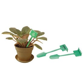 Plant Rake and Spades