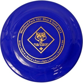 Custom Frisbees for Your Company