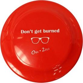 Branded Custom Frisbees