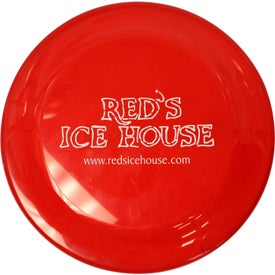 Promotional Custom Frisbees