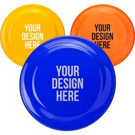 Custom Frisbees for Advertising