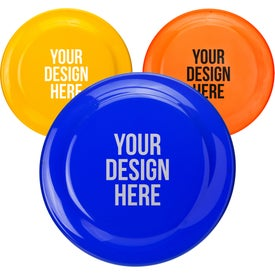 "Custom Frisbees (9"" Dia.)"