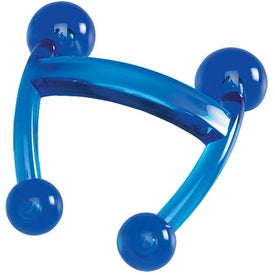 Personalized Plastic Back Massager