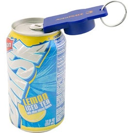 Advertising Plastic Bottle and Can Opener