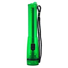 Company Plastic Flashlight