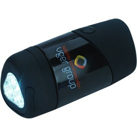 Lantern Flashlight Printed with Your Logo