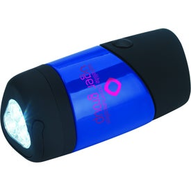 Lantern Flashlight with Your Slogan