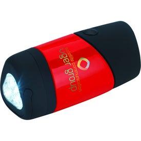 Imprinted Lantern Flashlight