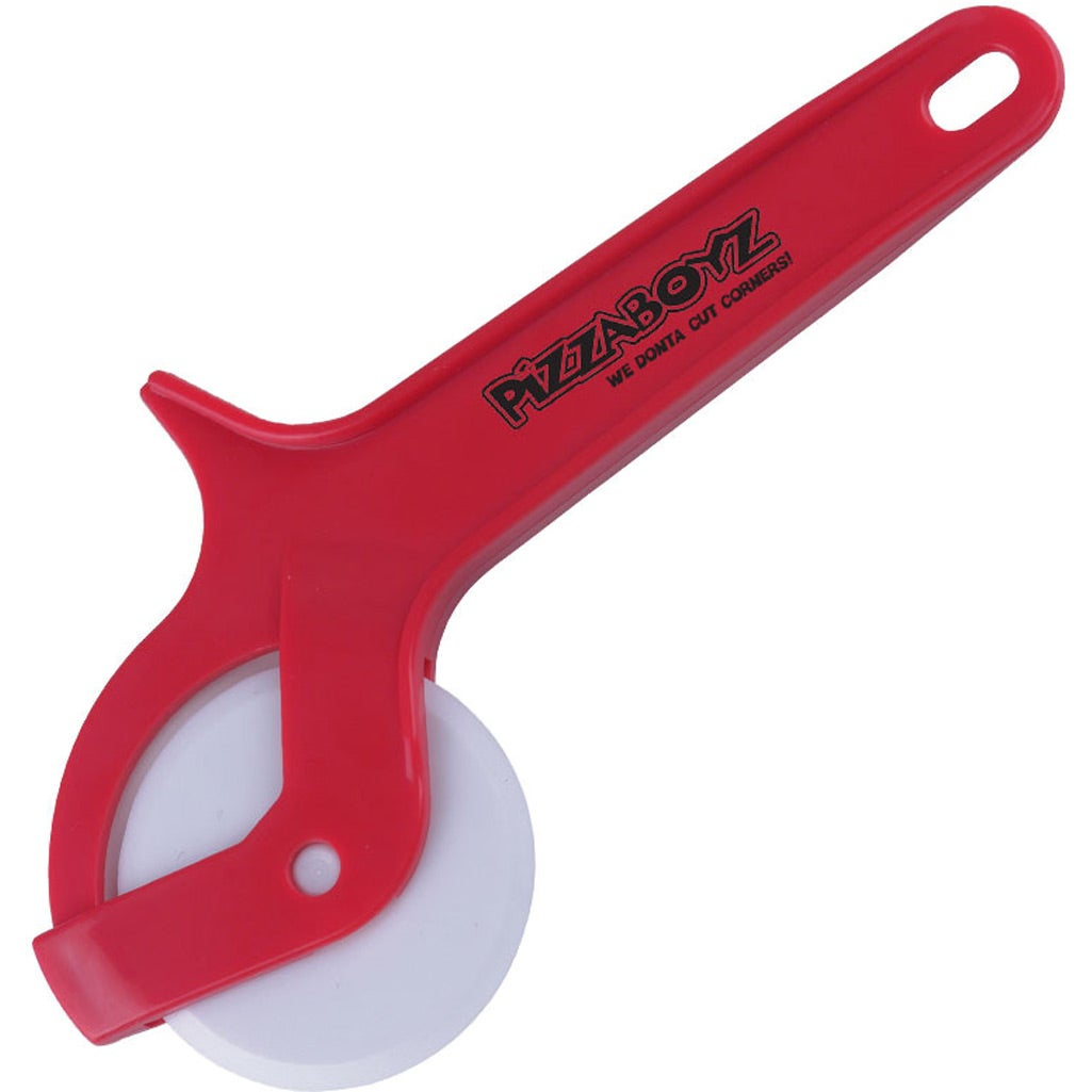 Promotional Plastic Pizza Cutters With Custom Logo For 065 Ea