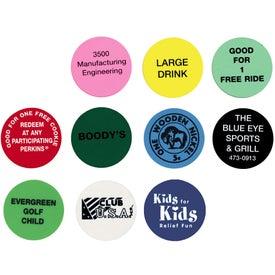 Plastic Round Nickels