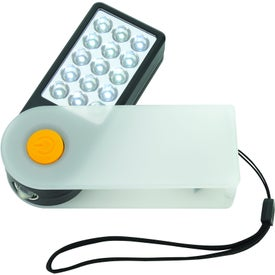 Plastic Sliding Flashlight for Your Company