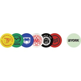 Plastic Token with Your Logo