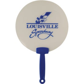 Plastic Fan with Your Logo