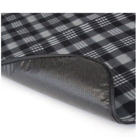 Playful Plaid Picnic Blanket for Promotion