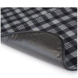 Playful Plaid Picnic Blanket for Promotion