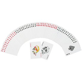 Playing Cards with Case for Your Organization