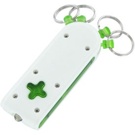 Plus Light Keychain for your School
