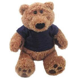 Personalized Plush Bear Lou