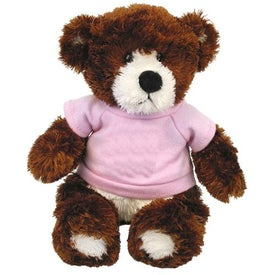 Plush Bear Orson Imprinted with Your Logo