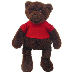 Plush Bear Phil Branded with Your Logo