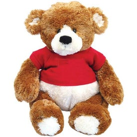 Plush Bear (Spencer)