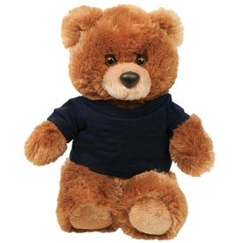 Plush Brown Bear Buster