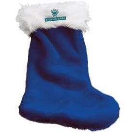 Plush Christmas Stocking Giveaways