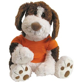 Plush Dog Benjamin