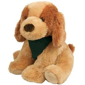 Customized Plush Dog Bo