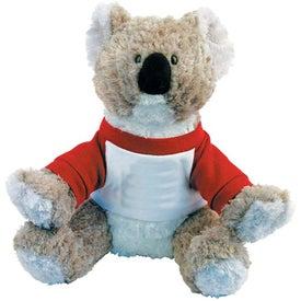 Branded Plush Koala Aussie