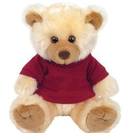 Printed Plush Bear Max